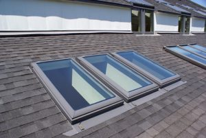 Velux Skylights and Roof Windows